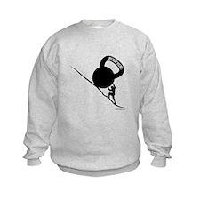 sisyphus Kettlebell Persevere Sweatshirt
