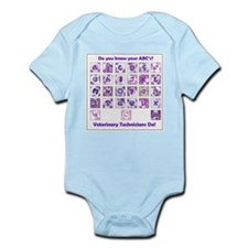 Do You Know Your ABC's? Infant Bodysuit
