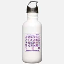 Do You Know Your ABC's? Water Bottle