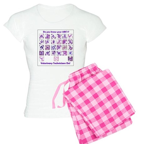 Do You Know Your ABC's? Women's Light Pajamas