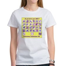 Do You Know Your ABC's? Tee