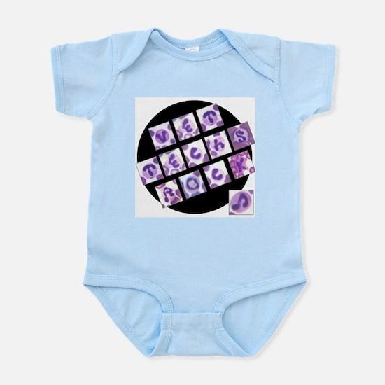 Vet Techs Rock Infant Bodysuit