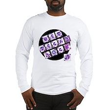 Vet Techs Rock Long Sleeve T-Shirt