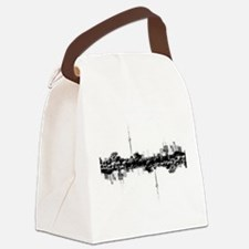 Toronto Reflection Canvas Lunch Bag
