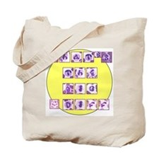 What's The Big Diff Tote Bag