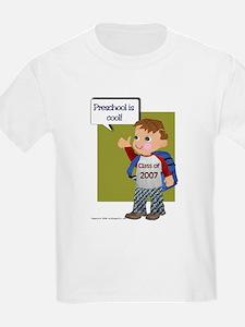 Preschool Boy Kids T-Shirt