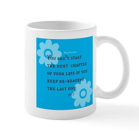 Lifes Next Chapter Mug