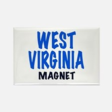 WEST VIRGINIA MAGNET, funny West Virginia gifts Re