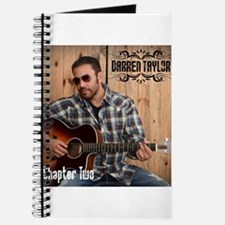 Darren Taylor Chapter Two Album Cover Journal