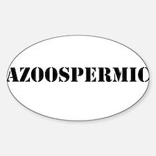 Azoospermic Decal