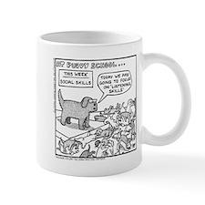 Puppy School - Listening Mug