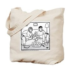 Joy Of Being An Only Child Tote Bag