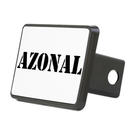Azonal Rectangular Hitch Cover