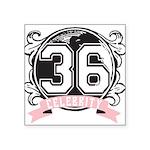 Celebrity Square Sticker 3