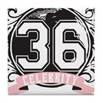 Celebrity Tile Coaster