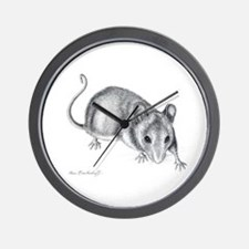Adorable Mouse ~ Wall Clock
