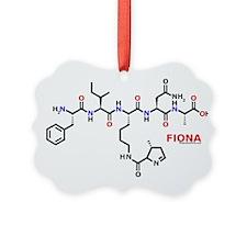 Fiona molecularshirts.com Ornament