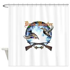 duck hunter 1 Shower Curtain