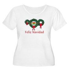 Bolivia Christmas 2 T-Shirt