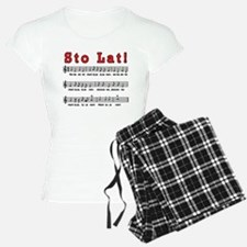 Sto Lat! Song Pajamas
