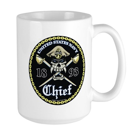 Chief 1893 Mugs