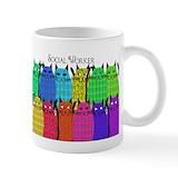 Social workers Coffee Mugs