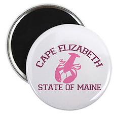 Cape Elizabeth ME - Lobster Design. Magnet