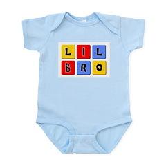 Lil Bro Infant Creeper