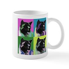Akita Pop Art Mug