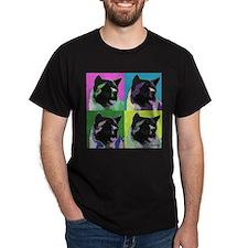 Akita Pop Art T-Shirt