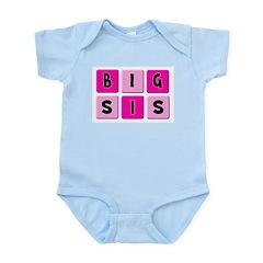 Big Sis Infant Creeper