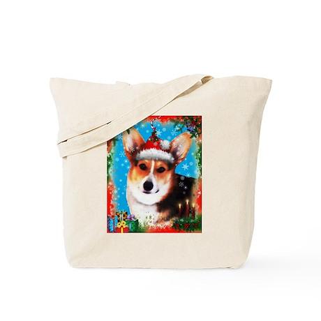 Christmas Banjo Tote Bag