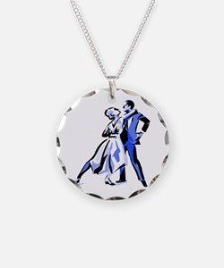It's Only Natural Dance Necklace