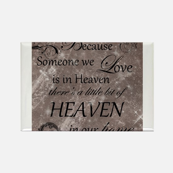heaven Rectangle Magnet