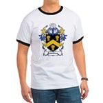 Cowlson Coat of Arms Ringer T
