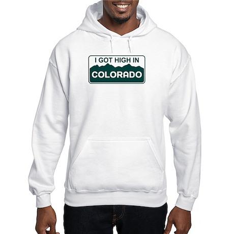 CO - Colorado Hooded Sweatshirt
