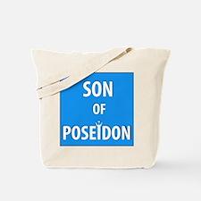 Son of Poseidon Tote Bag