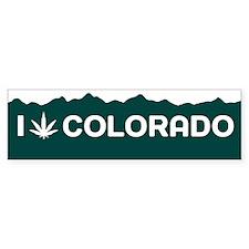 CO - Colorado Car Sticker