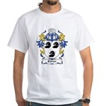 Corser Coat of Arms White T-Shirt