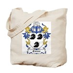 Corser Coat of Arms Tote Bag