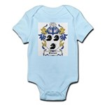 Corser Coat of Arms Infant Creeper