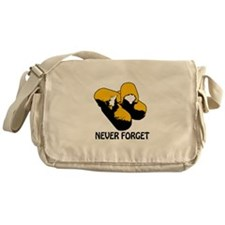Twinkies_Never_Forget_PingTrans.png Messenger Bag