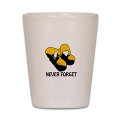 Twinkies_Never_Forget_PingTrans.png Shot Glass