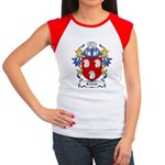 Corsar Coat of Arms Women's Cap Sleeve T-Shirt