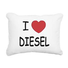 DIESEL.png Rectangular Canvas Pillow