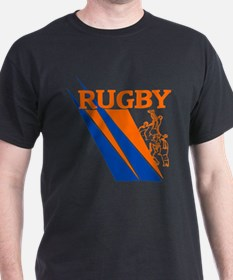 Rugby Line out T-Shirt