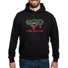 Costa Rica Christmas 2 Hoodie