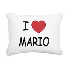 MARIO.png Rectangular Canvas Pillow
