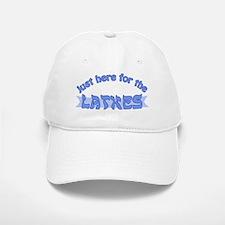 Here for the latkes Baseball Baseball Cap