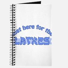 Here for the latkes Journal